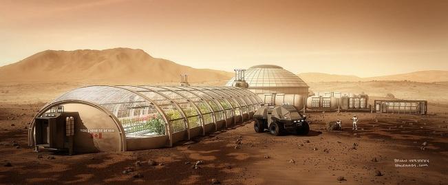 Mars-House